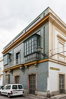 El puerto de santa mar a wikipedia la enciclopedia libre - Casas en el puerto de santa maria ...