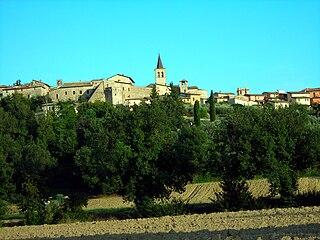 Castel Ritaldi Comune in Umbria, Italy