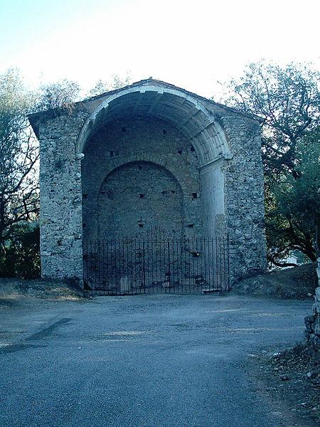 Image:Castelo de Pombal - Capela de Sao Miguel.JPG
