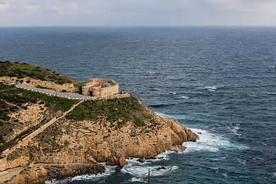 Castillo del Desnarigado, Ceuta, España, 2015-12-10, DD 37.JPG