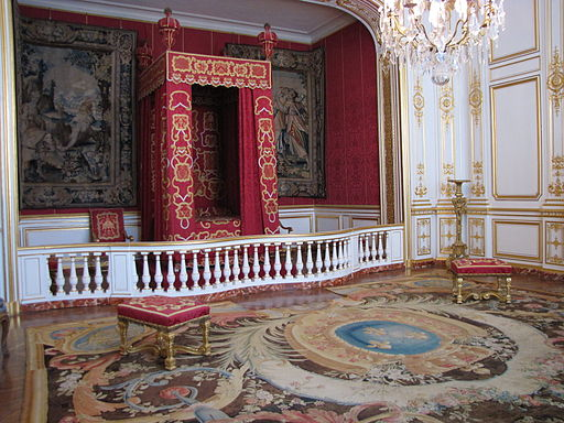 Castle of Chambord Interior 13