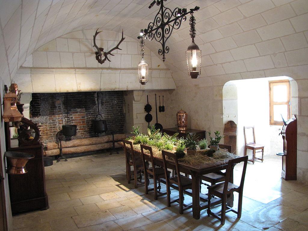 Gustavian Style Kitchen Light