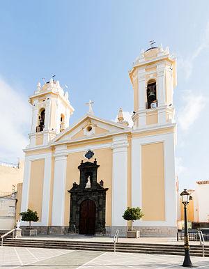 Ceuta Cathedral - Image: Catedral de Ceuta, Ceuta, España, 2015 12 10, DD 03