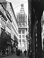 Cathédrale - Tour Saint-Romain échafaudée - Rouen - Médiathèque de l'architecture et du patrimoine - APMH00036965.jpg