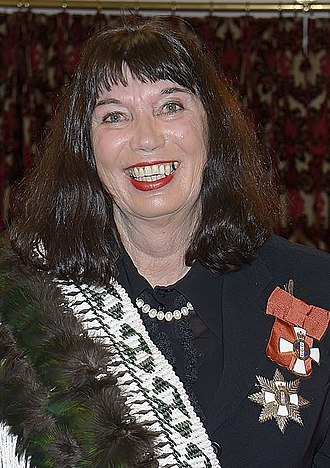 2018 Birthday Honours (New Zealand) - Image: Catherine Healy DNZM (cropped)
