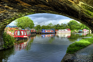 Lancaster Canal canal in England