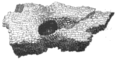 Cavall footprint stone Guest Mabinogion(1849) vol2 p360.png