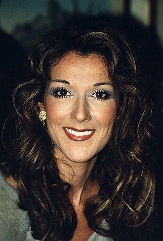 Celine Dion - Dion in 2000