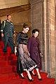 Cena de Estado que en honor del Excmo. Sr. Xi Jinping, Presidente de la República Popular China, y de su esposa, Sra. Peng Liyuan (8959196215).jpg