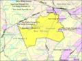 Census Bureau map of Hillsborough Township, New Jersey.png