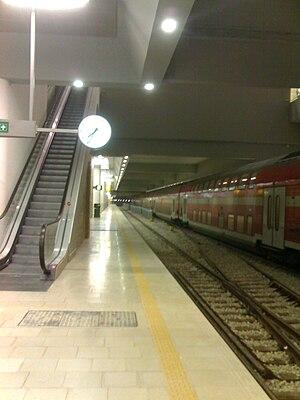 Modi'in Central railway station - Image: Central train station modiin