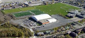 Laval Comets - the Centre sportif Bois-De-Boulogne