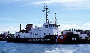 USCGC Katmai Bay (WTGB-101) - Photo of USCGC Katmai Bay (WTGB-101)