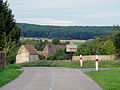Chérence - Entrée du village.jpg