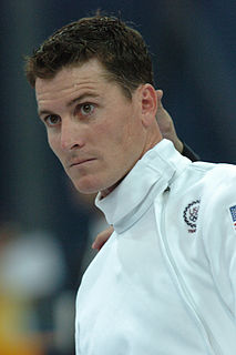Chad Senior American modern pentathlete
