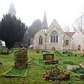 Chaldon Church, Caterham, Surrey (7257021708).jpg