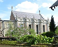 Chalo-Saint-Mars Château du Grand Saint-Mars Chapelle.jpg