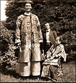 Chang The Chinese Giant (c1870) Attribution Unk (RESTORED) (4074710169).jpg