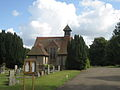 Chapel at Cranbrook Cemetery, Golford Road, Cranbrook, Kent - geograph.org.uk - 483615.jpg