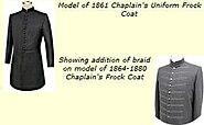 Chaplain Frock Coat