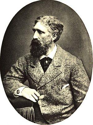 Charles Dudley Warner - Warner in 1875.