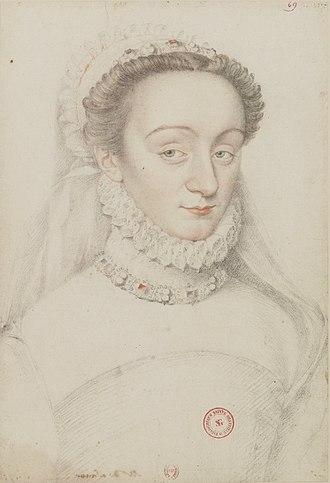 Henry I, Duke of Guise - Charlotte de Sauve