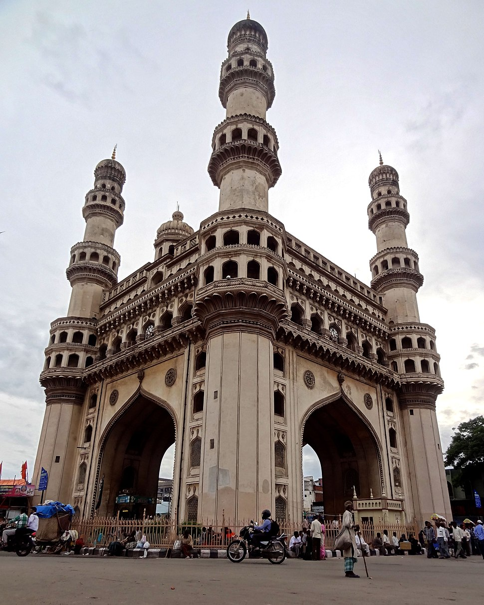 Charminar-Pride of Hyderabad