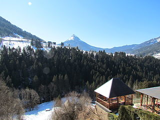 Saint-Pierre-de-Chartreuse Commune in Auvergne-Rhône-Alpes, France