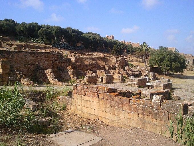 Chellah (Sala Colonia) 3