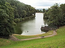 Chellow Dene lower reservoir - geograph.org.uk - 37348.jpg