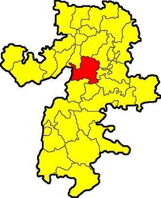 Chebarkulsky District - Image: Chelyabinskaya oblast Chebarkulsky rayon