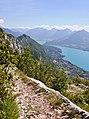 Chemin mont Veyrier mont Baron.jpg