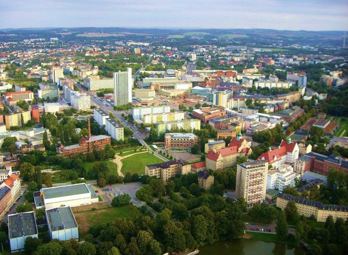 Chemnitz Reisef 252 Hrer Auf Wikivoyage