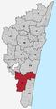 Chennai zones 14 Perungudi.png