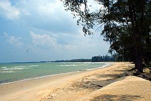 Pahang - Cherating beach