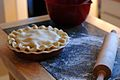 Cherry pie ready for baking, February 2008.jpg