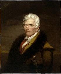 Chester Harding: Daniel Boone
