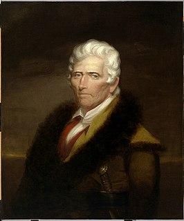 Daniel Boone American frontiersman and explorer of Kentucky