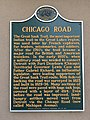 Chicago Road historical plaque Detroit.jpg