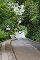 Chicane on Garnier Road, Winchester - geograph.org.uk - 879720.jpg
