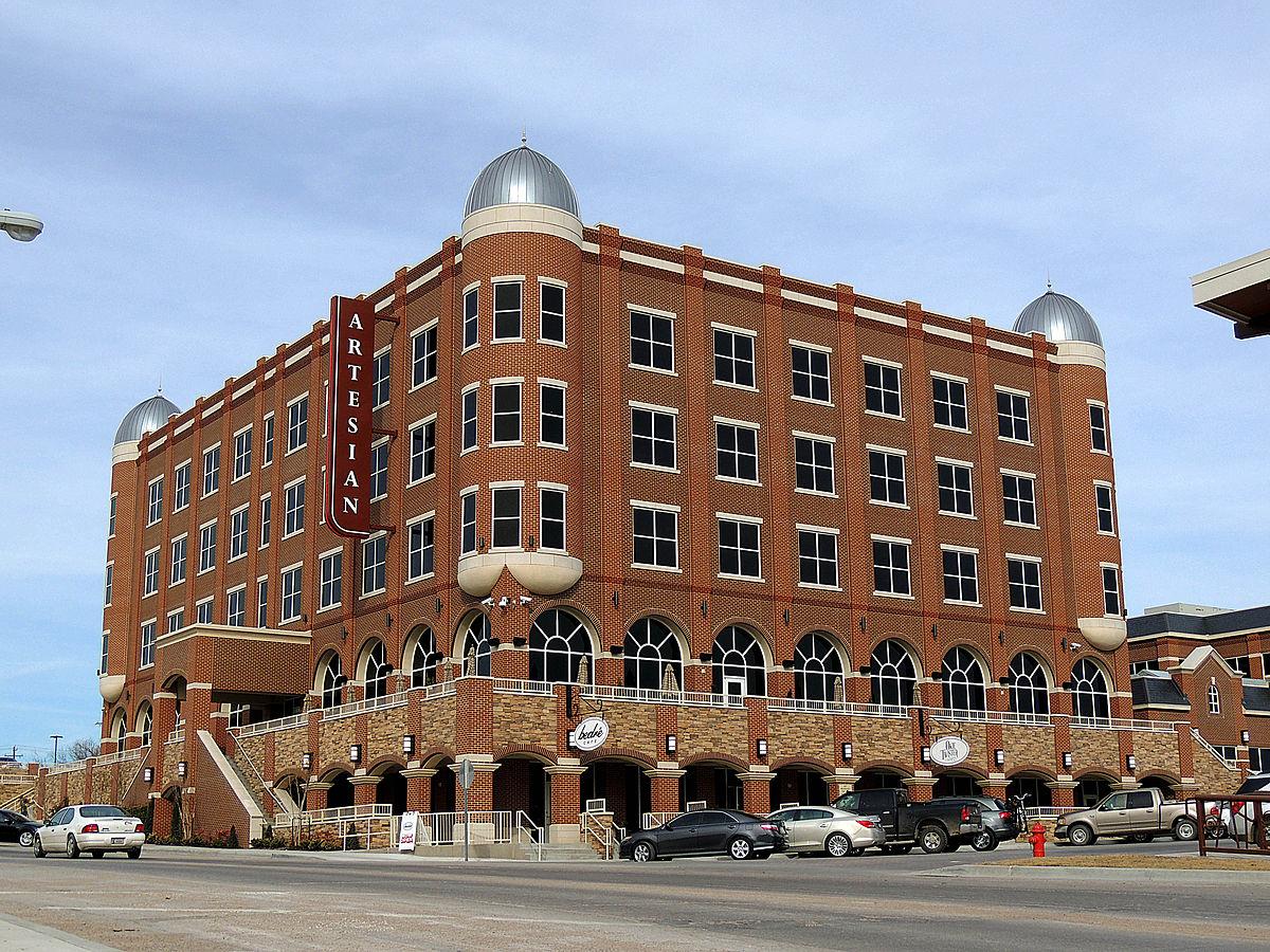 Sulphur, Oklahoma - Wikipedia
