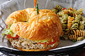 Chicken salad croissant at Collage Catering (4670091146).jpg