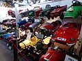 Childrens pedal cars display (14850484359).jpg