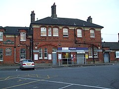 Chingford station building.JPG