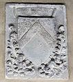 Chiostro dei morti, ala est, stemma 19 dell'antella.JPG