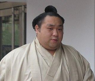 Chiyotaikai Ryūji Sumo wrestler