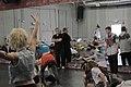 Choreographer Paul Becker and Director Kenny Ortega Hold Auditions for Disney's Descendans.jpg