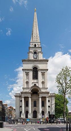Christ Church exterior, Spitalfields, London, UK - Diliff.jpg