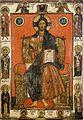 Christ enthroned (13 c, Tretyakov gallery).jpg