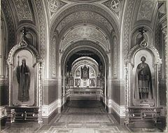 Christ the Savior Cathedral in Borki - Interior view (1).jpg